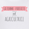 t shirts agricultrice - la femme parfaite - ADC