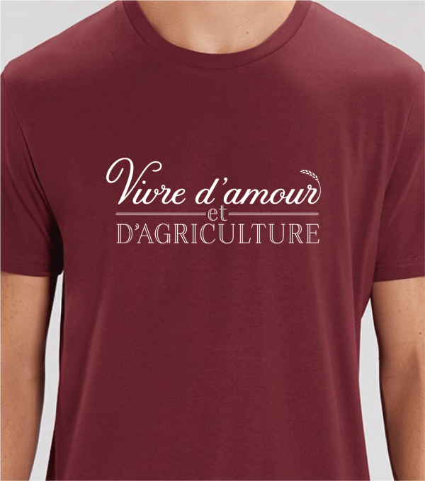 vetement design homme pour agriculteur eleveur-vivre d'amour-avenue des champs